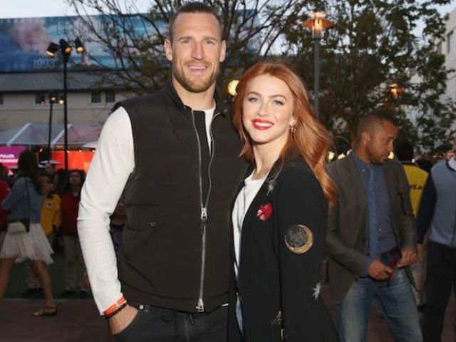 Julianne Hough and Husband Brooks Laich Not Living Together During Quarantine