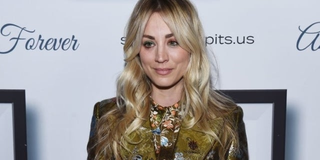 kaley cuoco 2019 getty images