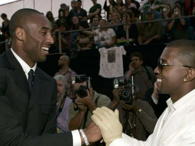 Kanye West Says Kobe Bryant 'Was the Basketball Version of Me'