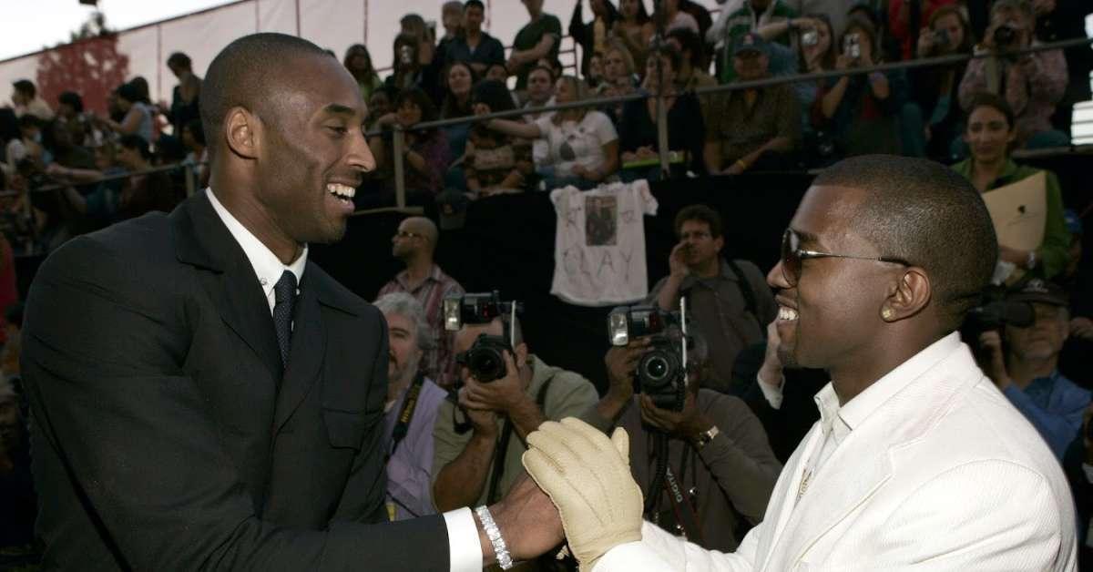 Kanye West Kobe Bryant basketball version me