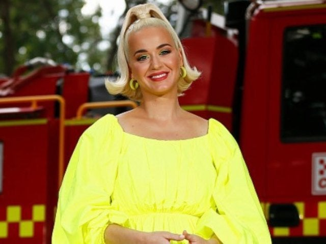 Katy Perry Shows off Baby Bump While Posing in Adorable Easter Bunny Costume