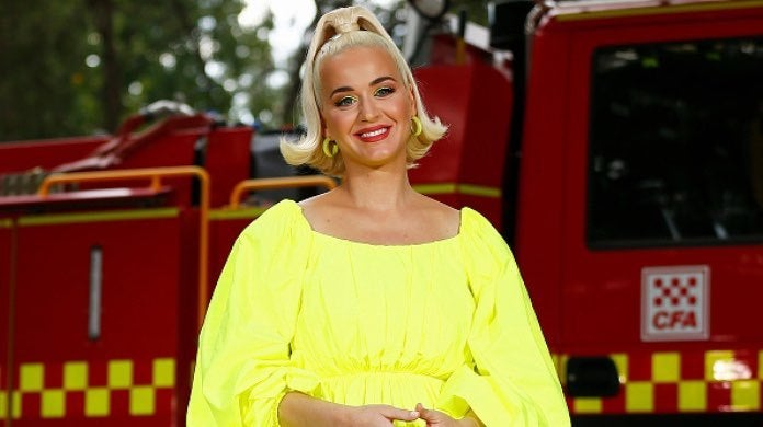 Katy Perry - Easter-2