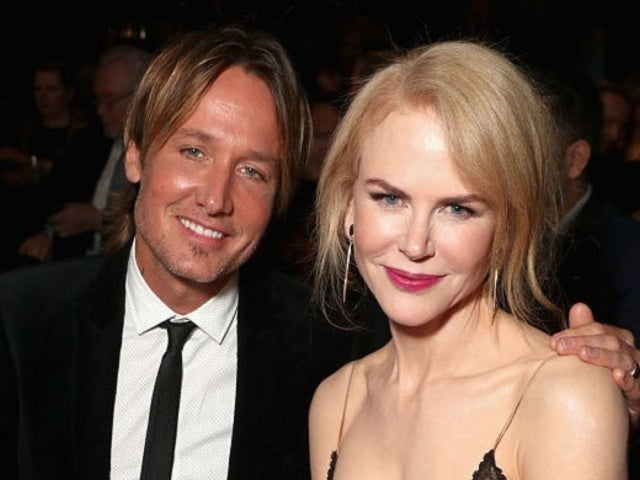 Keith Urban Shares What He's Learned From Wife Nicole Kidman