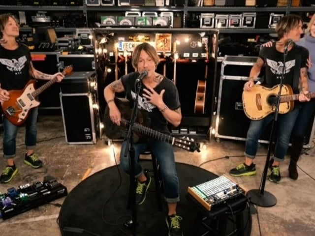 'One World: Together at Home': Keith Urban Surprises Fans by Performing With Copies of Himself, Fun Nicole Kidman Cameo