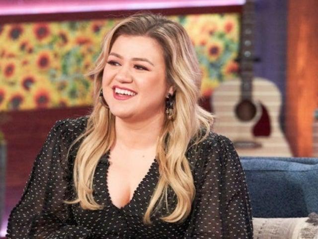 Kelly Clarkson Talks Balancing Work and Mom Life During Quarantine