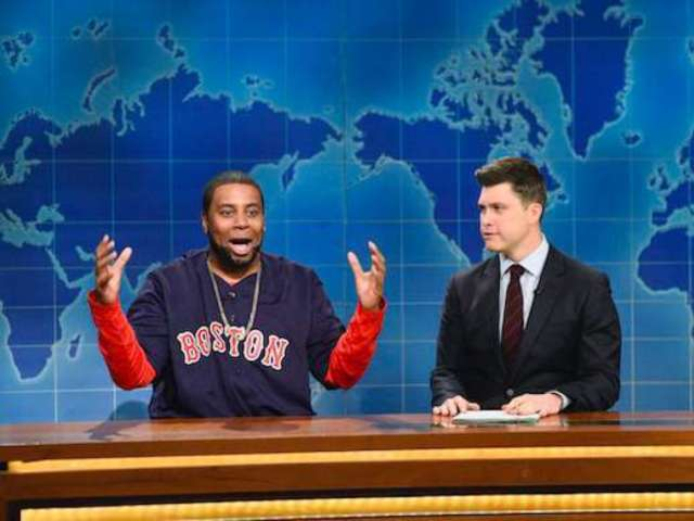 'SNL at Home': Kenan Thompson's David Ortiz Returns for 'Big Dominican Lunch' Cooking Show