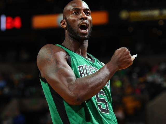Kevin Garnett's 'Uncut Gems' Celtics Jersey up for Auction