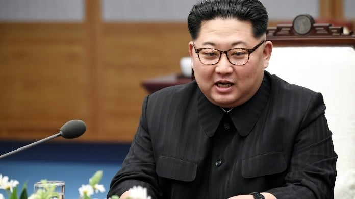 kim jong-un getty images 2