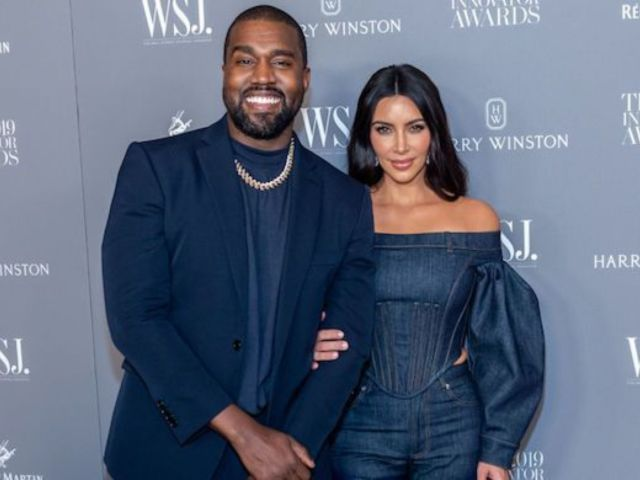 Kim Kardashian and Kanye West Reportedly 'Arguing a Lot' During Quarantine