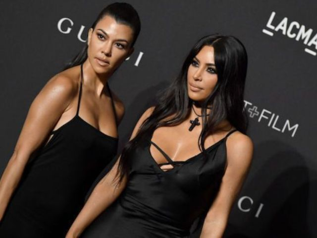 Kim Kardashian Admits She Was 'Bleeding' After Heated Fist Fight With Sister Kourtney