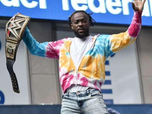 WWE's Kofi Kingston Reacts to Tom Brady Joining Buccaneers: 'It Makes Me Sick'