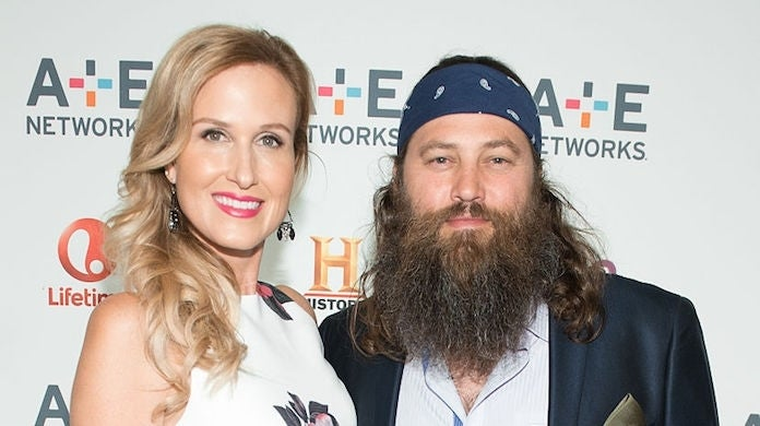 korie-robertson-willie-robertson-duck-dynasty_getty-Noam Galai : Contributor