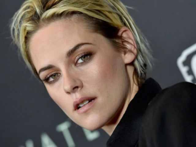 Kristen Stewart Shows off Vibrant New Hair Color