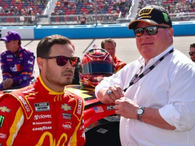 NASCAR's Kyle Larson Loses McDonald's Sponsorship After Using Racial Slur