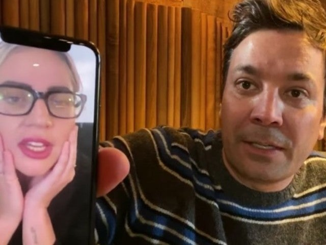 Lady Gaga's Awkward Interview Jimmy Fallon Quickly Goes off the Rails Before Ending Abruptly