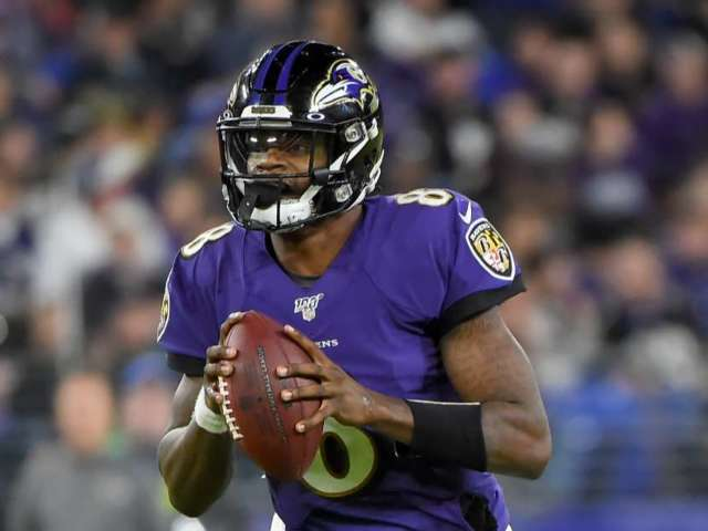 Ravens QB Lamar Jackson Announces He'll Be on Cover of 'Madden NFL 21'