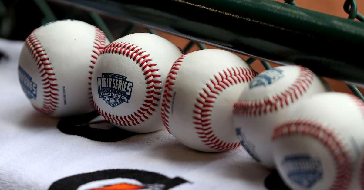Little League world series canceled coronavirus pandemic