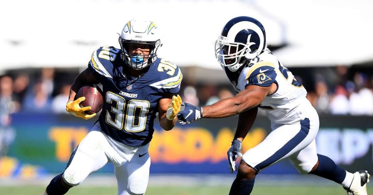 Los Angeles Rams Chargers hbo hard knocks