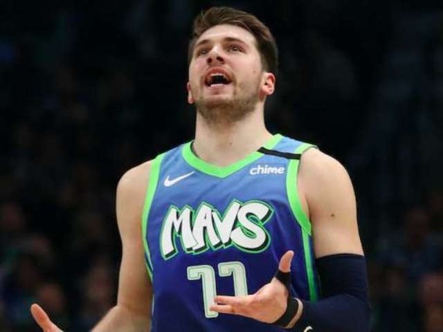 Luka Doncic, Mavericks Guard, Posts Racist Video, Quickly Apologizes