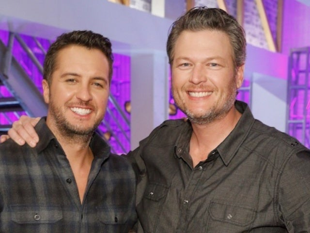 Luke Bryan Says He Has to 'Work Harder' After News Station Mislabels Him as Blake Shelton