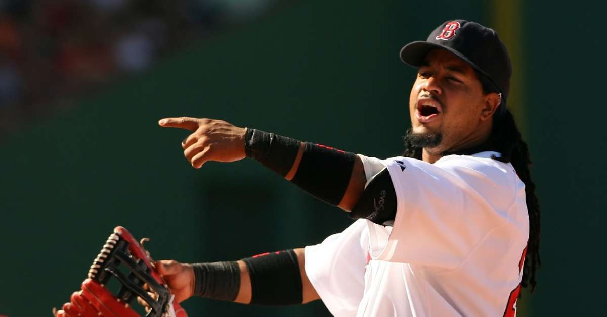 Manny Ramirez Red Sox baseball return Taiwan