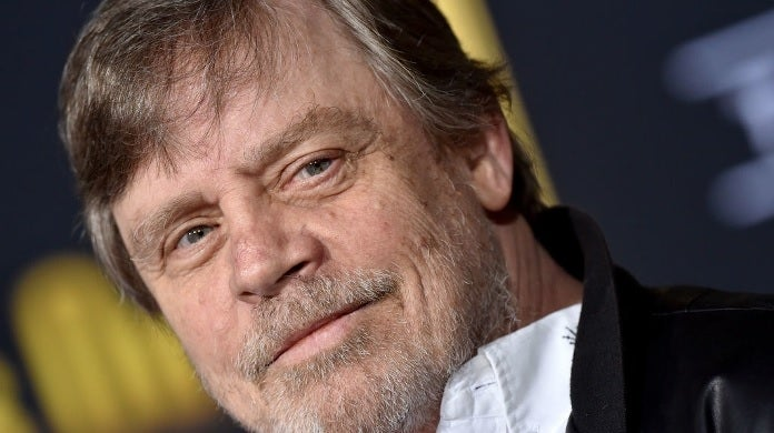 mark hamill getty images