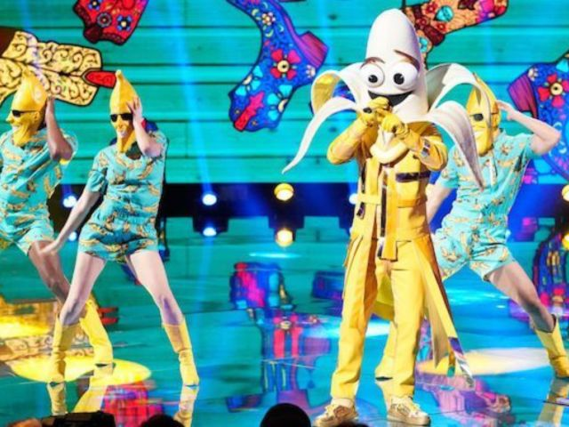 'The Masked Singer' Reveals the Banana, and They're a Rockstar