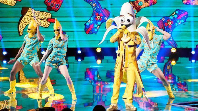 masked-singer-banana-getty