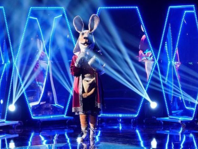 'The Masked Singer' Reveals the Kangaroo and They're a Former 'KUWTK' Star