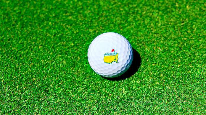 Masters-Golf-Ball