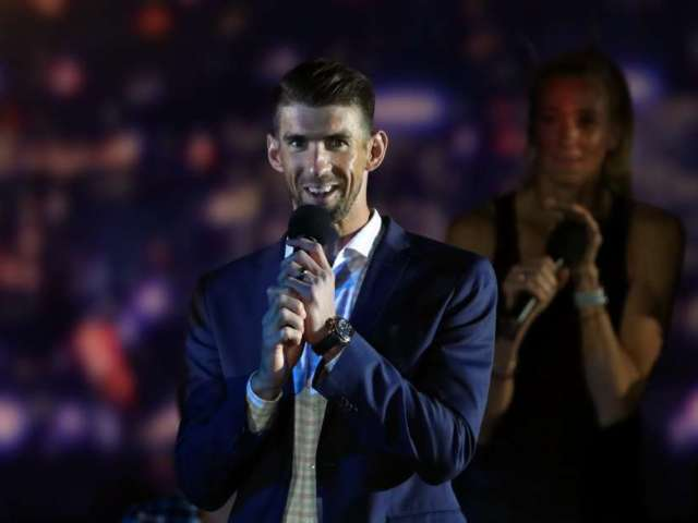 Michael Phelps Reacts to 2020 Olympics Being Delayed Amid Coronavirus Pandemic