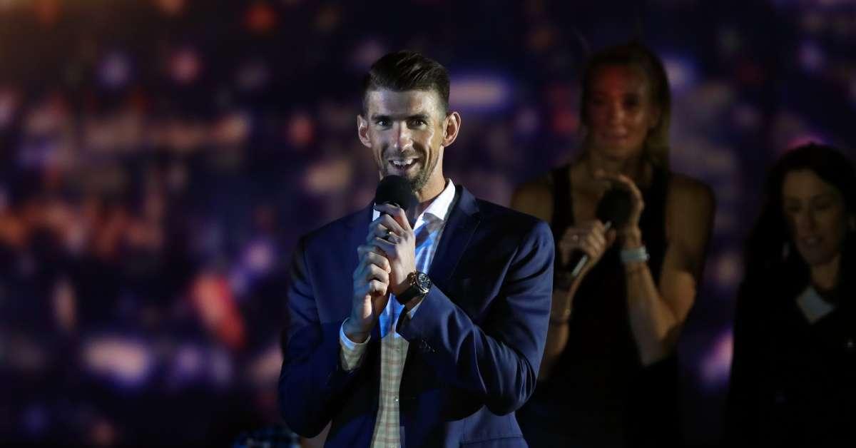 Michael Phelps reacts 2020 Olympics delayed coronavirus pandemic