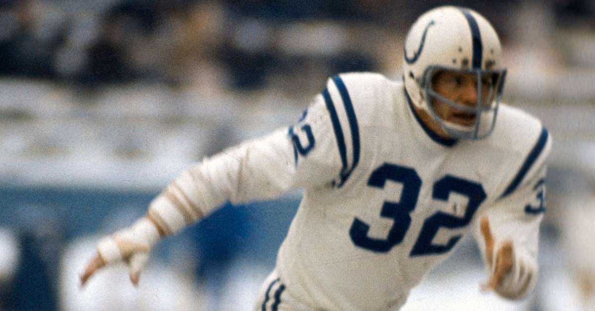 Mike Mad Dog Curtis dead 77 Colts linebacker