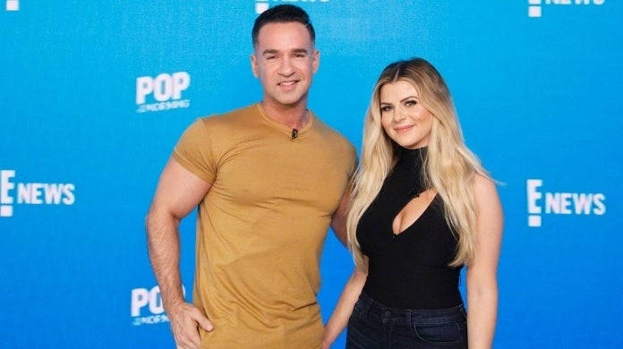 mike the situation sorrentino lauren pesce getty images