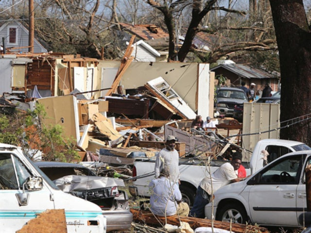 Mississippi Emergency Officials Forced to Balance Tornado Warning With Social Distancing Requests Amid Coronavirus Pandemic