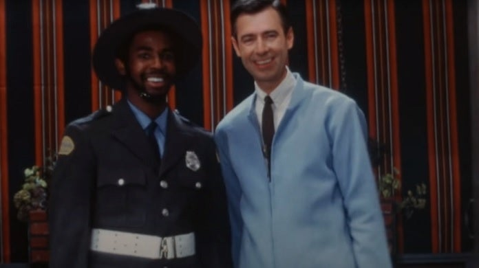 mister rogers officer clemmons focus features