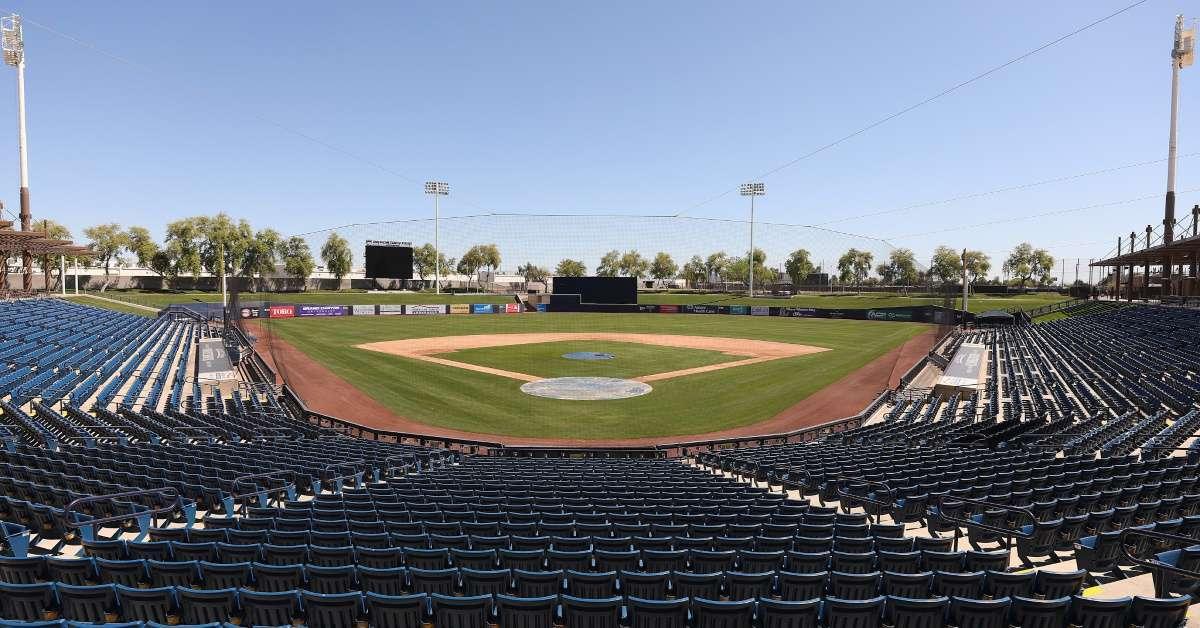 MLB May restart moving games Arizona