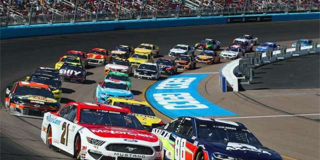 NASCAR Examining Possibility of Restarting Schedule Without Fans Due to Coronavirus