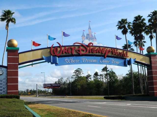 Disney World's 'Welcome Home' Reopening Video Is Creeping Viewers Out