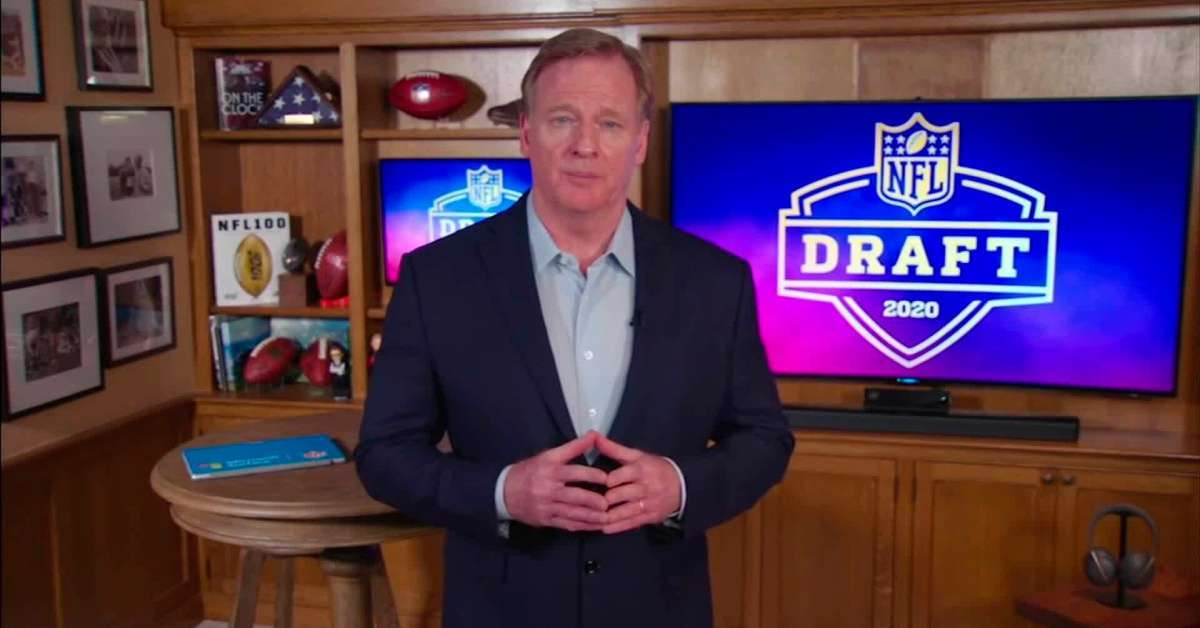 NFL Draft 2020 Round 1 breaks all-time viewership records