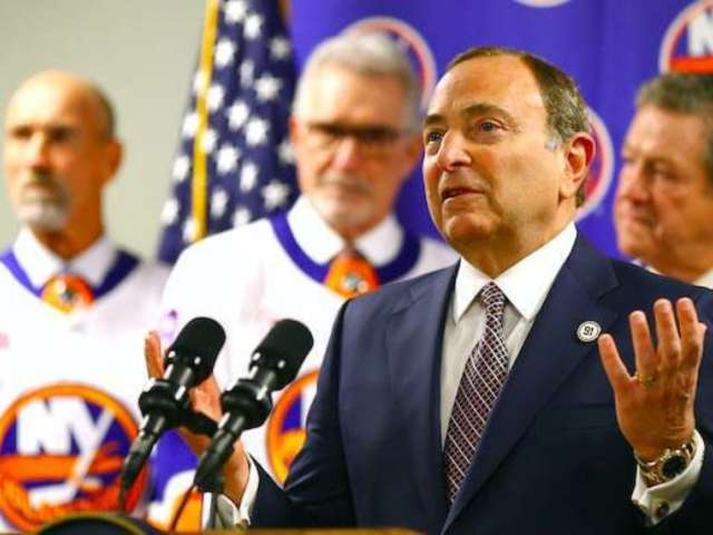 NHL Could Restart in July