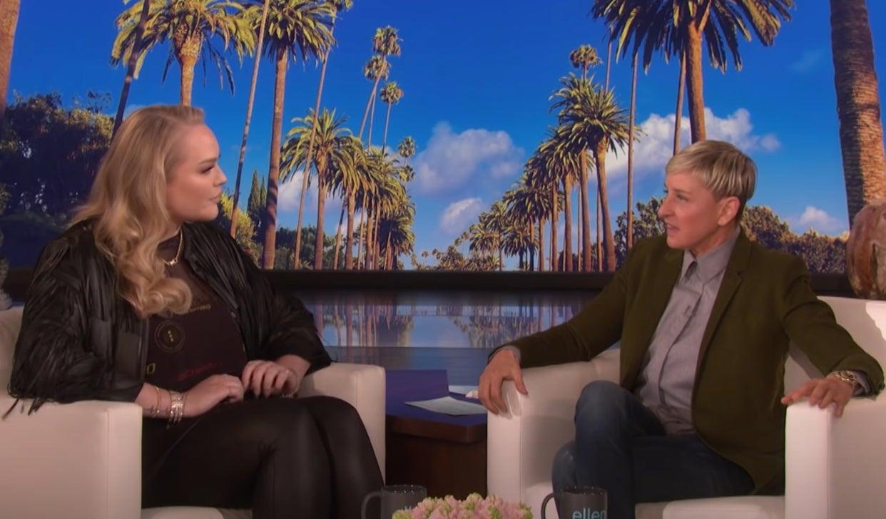Nikki de Jager Ellen interview