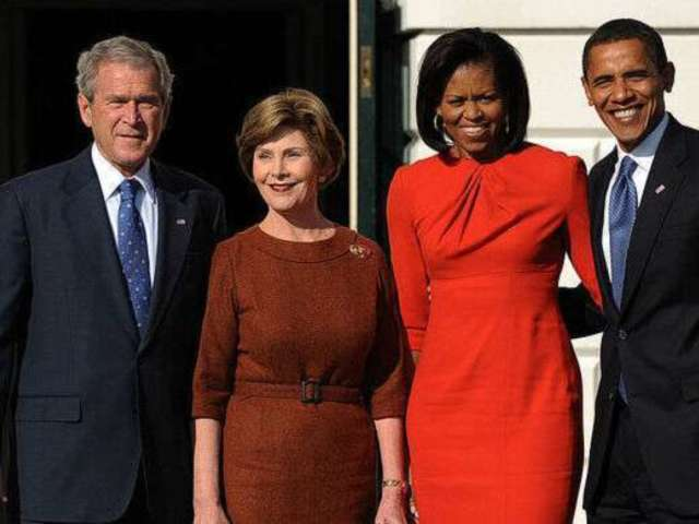 'One World: Together at Home': Former First Ladies Michelle Obama and Laura Bush Share Joint Message