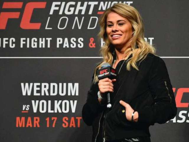 UFC's Paige VanZant and Husband Austin Vanderford Bare All Again in Kitchen Quarantine Photos