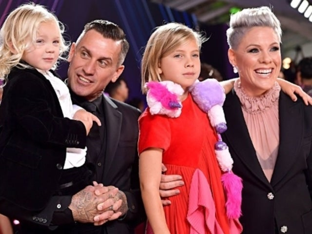 Pink's Husband Carey Hart Opens up About Her and Son Jameson's 'Intense' Bout With Coronavirus