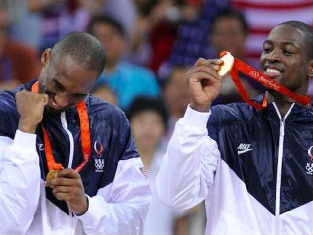 Dwyane Wade Reveals Upcoming 'Redeem Team' Documentary Featuring LeBron James, Kobe Bryant