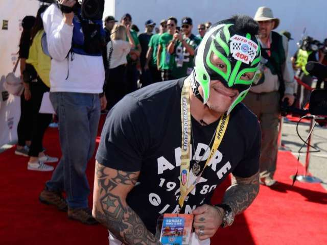 WWE's Rey Mysterio Reveals the Reason He Missed WrestleMania 36
