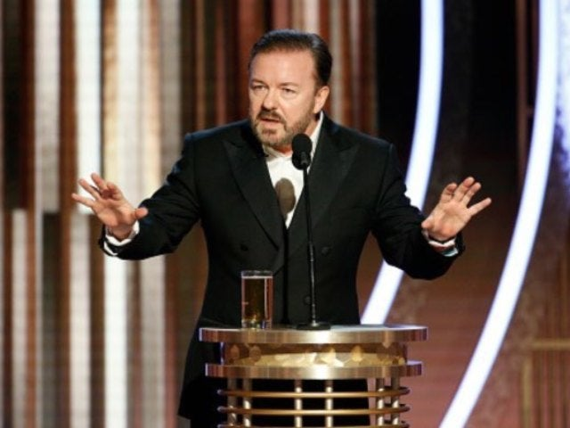 Ricky Gervais Sends Final 'Golden Globes' Message to Celebrities Ahead of 2021 Ceremony