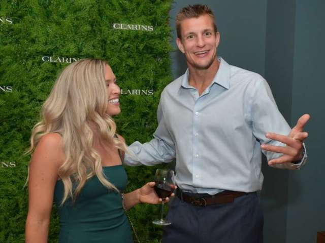 Rob Gronkowski and Camille Kostek to Show off Dance Moves for Coronavirus Charity Event