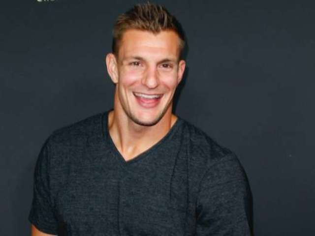 Rob Gronkowski Speaks out After Winning WWE Title During WrestleMania